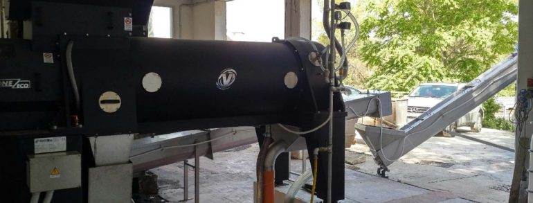 Crispiano's excellence WWTP